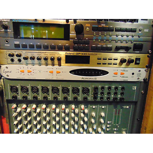 Lynx AURORA 8 AD/DA Audio Converter