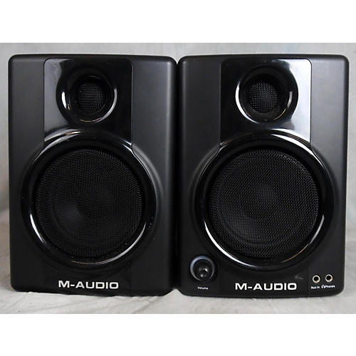 M-Audio AV-30 Powered Monitor