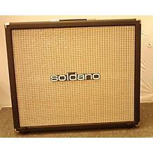 Soldano AV16 2X12 Guitar Cabinet