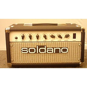 Pre-owned Soldano AV16 Tube Guitar Amp Head by Soldano