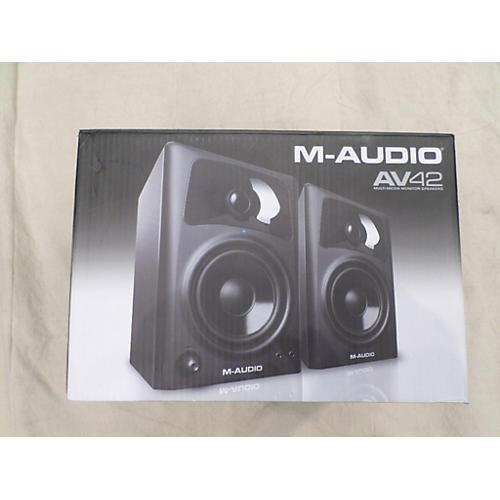 M-Audio AV42 Powered Speaker