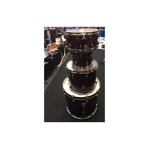 Orange County Drum & Percussion AVALON Drum Kit Red