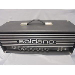 Pre-owned Soldano AVANGER A 100 Tube Guitar Amp Head by Soldano