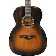 Ibanez AVC6 Artwood Vintage Distressed Grand Concert Acoustic Guitar