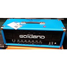 Soldano AVENGER 100 Tube Guitar Amp Head