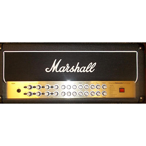 Marshall AVT150HX Solid State Guitar Amp Head-thumbnail