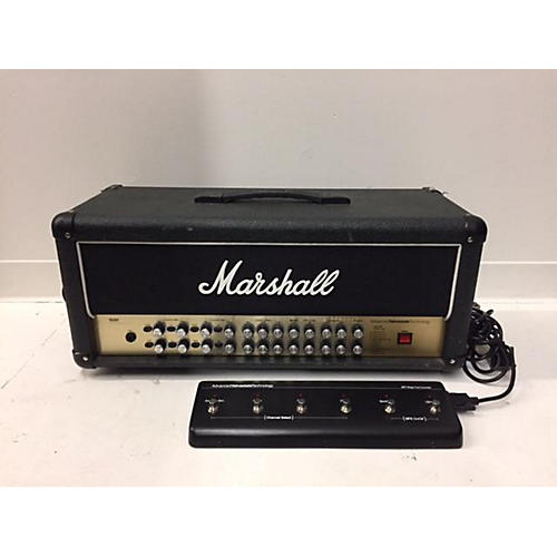 Marshall AVT150HX Solid State Guitar Amp Head