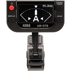 Korg AW-OTB OLED Clip-On Tuner by Korg