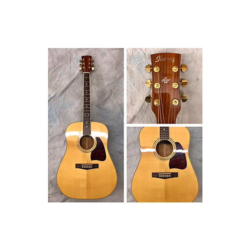 used ibanez aw100 acoustic guitar guitar center. Black Bedroom Furniture Sets. Home Design Ideas