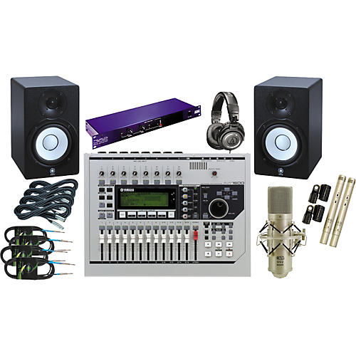 Yamaha AW1600 All-In-One Recording Bundle