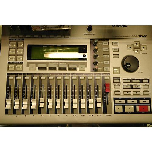 Yamaha AW16G Digital Mixer