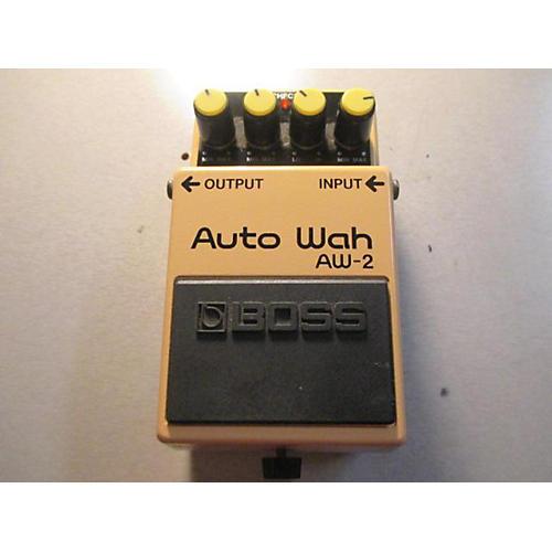 Boss AW2 Auto Wah Effect Pedal-thumbnail