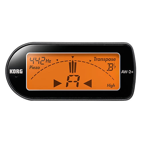 Korg AW2+ Orchestral Clip-On Tuner-thumbnail