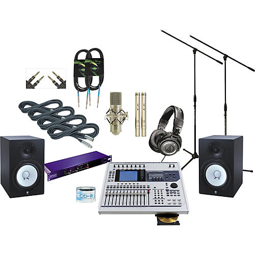 Yamaha AW2400 Studio Package