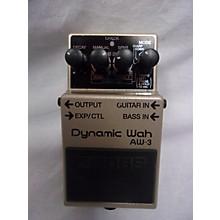 Boss AW3 Dynamic Wah Effect Pedal