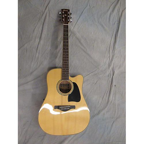 Ibanez AW300 Acoustic Guitar-thumbnail