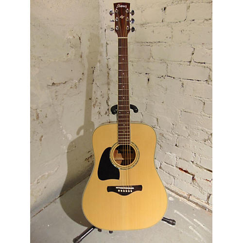 Ibanez AW300 Left Handed Acoustic Guitar-thumbnail