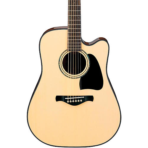 Ibanez AW3000CEWC Artwood Solid Top Acoustic Electric Guitar Natural  UsedGrade1-thumbnail