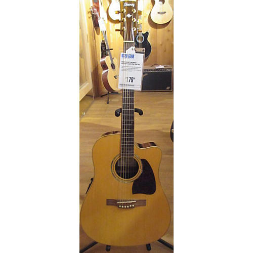 Ibanez AW30ECE Acoustic Electric Guitar