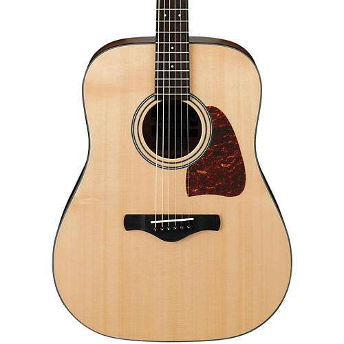 Ibanez AW400 Artwood Solid Top Dreadnought Acoustic Guitar-thumbnail