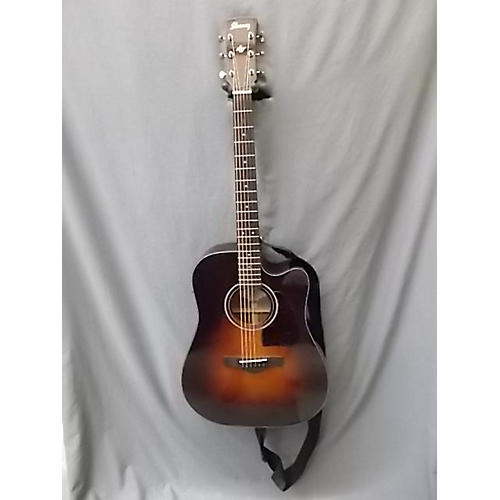 Ibanez AW4000CE-BS Acoustic Electric Guitar-thumbnail