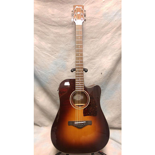 Ibanez AW400CE BSG Acoustic Electric Guitar Brown Sunburst
