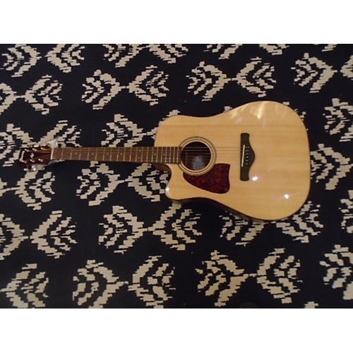 Ibanez AW400LCE Acoustic Electric Guitar-thumbnail