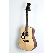 Ibanez AW400LNT Artwood Solid Top Dreadnought Left-Handed Acoustic Guitar