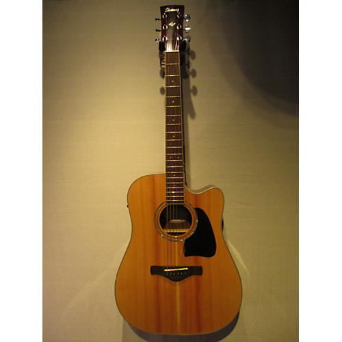 Ibanez AW535CE Acoustic Electric Guitar-thumbnail