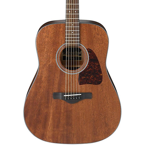 Ibanez AW54OPN Artwood Solid Top Dreadnought Acoustic Guitar Open Pore Natural
