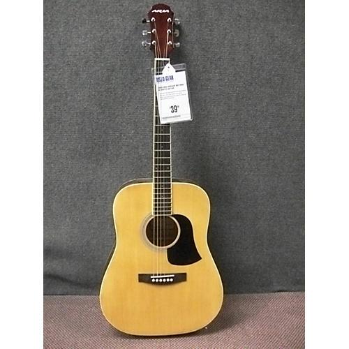 Aria AWGAGP Acoustic Guitar