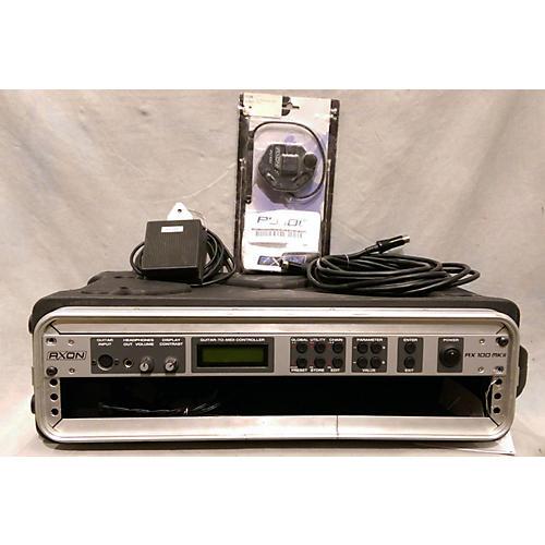 TerraTec AX100 MKII W SKB 2SP RACK CASE & PU100 PICKUP Sound Module