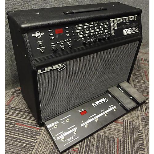 Line 6 AX2 212 Guitar Combo Amp-thumbnail