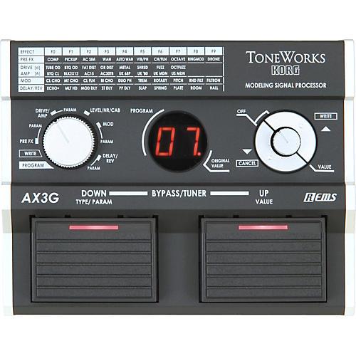 Toneworks AX3G Guitar Modeling Signal Processor