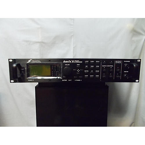 Fractal Audio AXE FX II Guitar Preamp