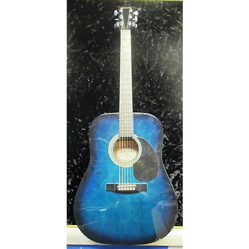 Johnson AXL Acoustic Guitar-thumbnail