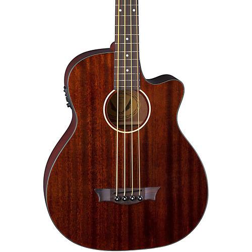 Dean AXS Acoustic-Electric Bass Cutaway Gloss Mahogany