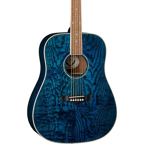 Dean AXS Dread Quilt Acoustic Guitar