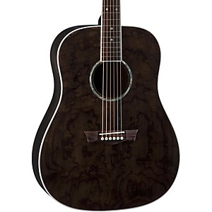Dean AXS Dreadnought Quilt Acoustic Guitar by Dean