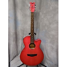 Dean AXS Performer Acoustic Electric Guitar