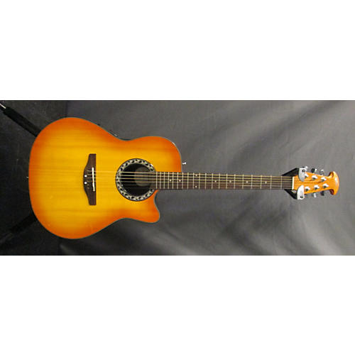 Ovation Ab24hb Acoustic Electric Guitar-thumbnail