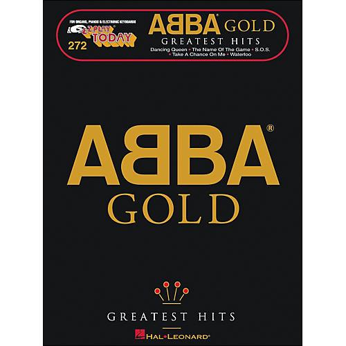 Hal Leonard Abba Gold Greatest Hits E-Z Play 272-thumbnail