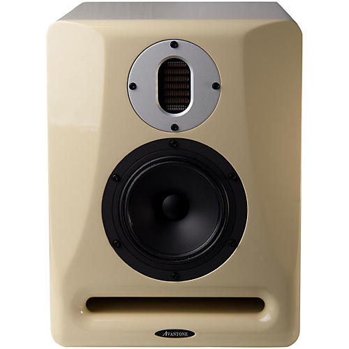 Avantone Abbey 3-Way Active Studio Monitor - Creme Cream-thumbnail