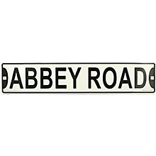 AIM Abbey Road Street Sign