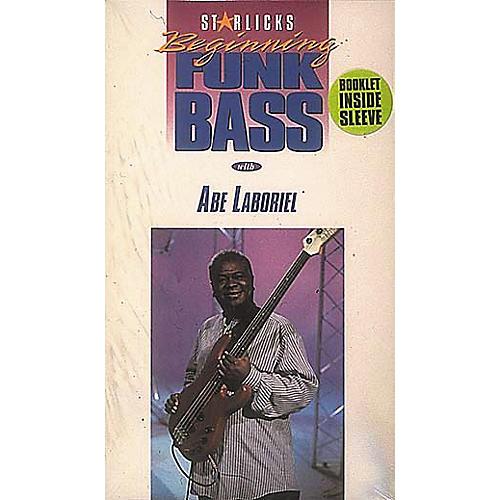 Hal Leonard Abe Laboriel Beginning Funk Bass Video Package-thumbnail