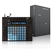 Ableton Push 2 + Ableton Live 9.5 Suite Bundle