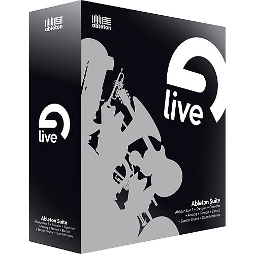 Ableton Ableton Suite (Live 7) Upgrade from Live 6