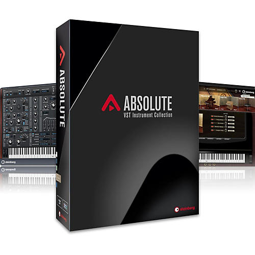 Steinberg Absolute 2 VST Instrument Collection