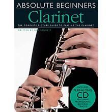 Music Sales Absolute Beginners - Clarinet Music Sales America Series BK/CD Written by Ned Bennett