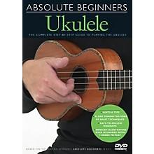 Music Sales Absolute Beginners - Ukulele Music Sales America Series DVD